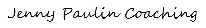 Jenny Paulin Coaching Logo
